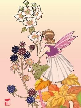 ブルーベリーと妖精.jpg