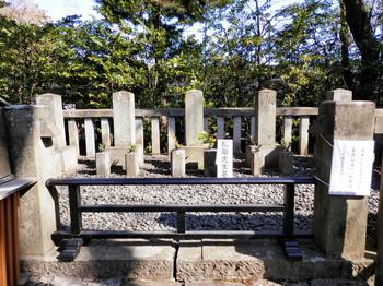 松陰神社(吉田松陰の墓).jpg
