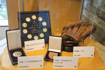 栄光の巨人軍 80周年展 in 東京ソラマチ.JPG