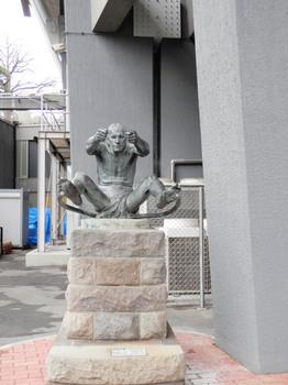 秩父宮記念博物館(「馬車競技」の像).jpg